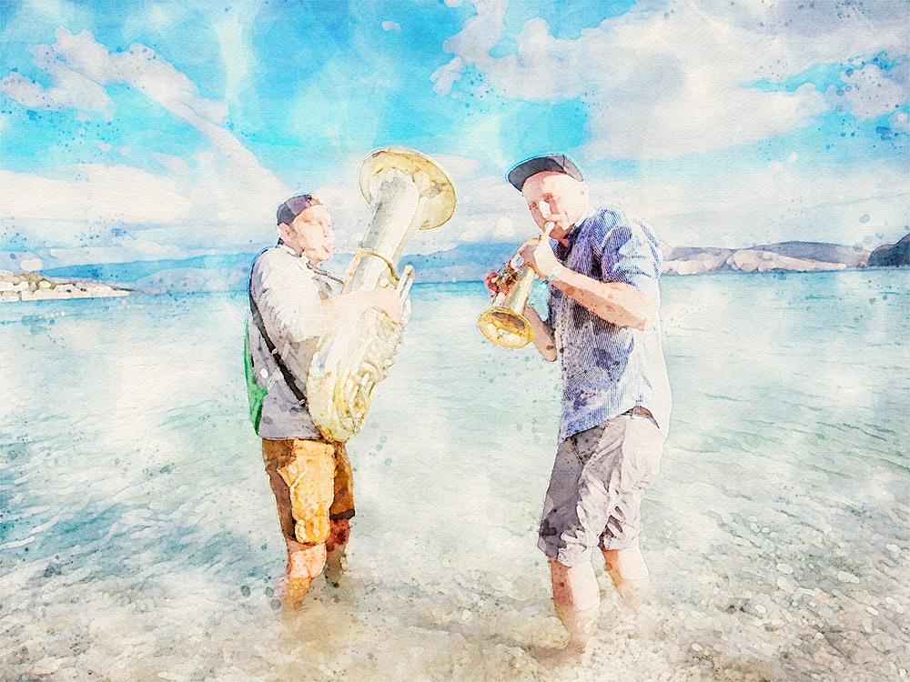 Brass Palmas